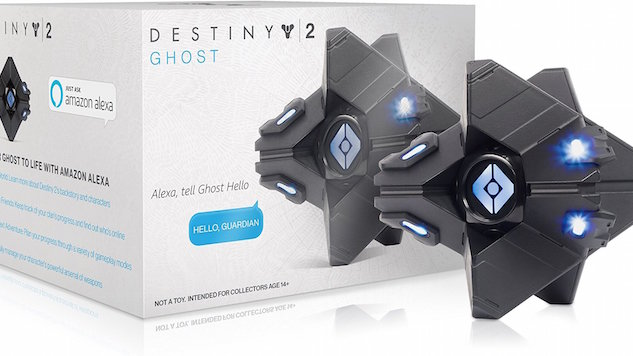<i>Destiny 2</i> Players Can Now Get Help From Amazon's Alexa