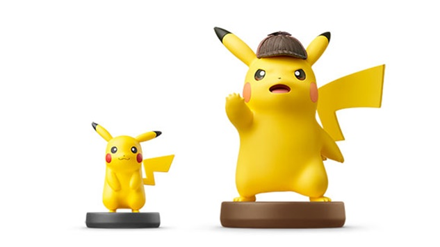 <I>Detective Pikachu</I> Is Finally Coming to the West, and a Giant Amiibo Is Coming With It