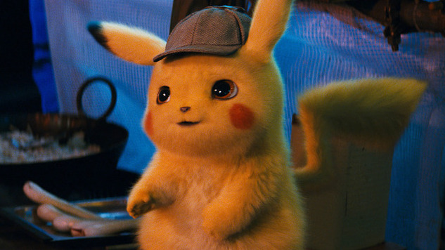 <i>Pokémon Detective Pikachu</i> Is the Best-Reviewed Videogame Movie of All Time