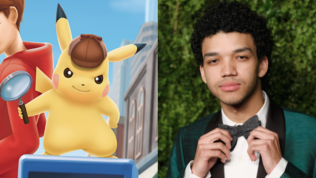 Live-Action <i>Pokemon</i> Movie Finds Its Lead in <i>The Get Down</i>'s Justice Smith