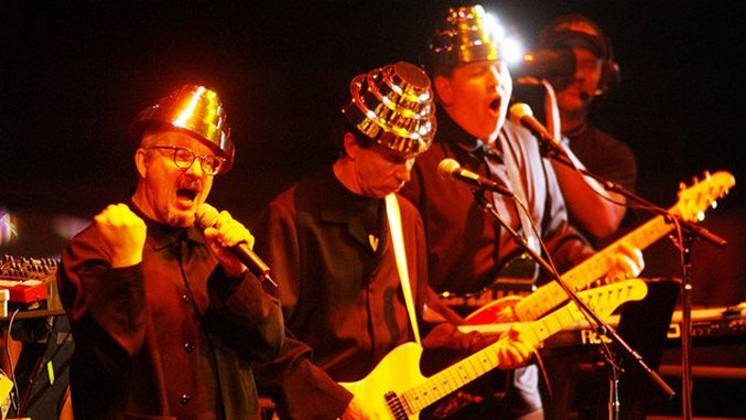 Listen to a Devo Concert From 1980
