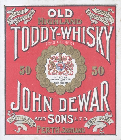 Dewar's Toddy Bottle Label.jpg