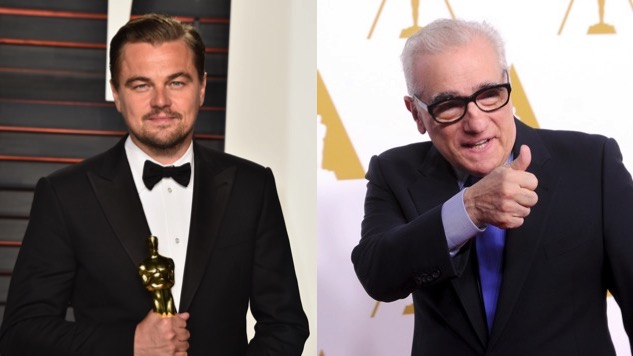 Leonard DiCaprio to Star as Teddy Roosevelt in Martin Scorsese's <i>Roosevelt</i>