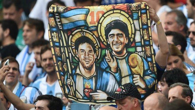 Leo Messi Isn't Diego Maradona, and That's Probably Okay