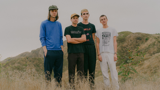 """DIIV's """"Skin Game"""" Is a Hummable First Glimpse of Their Forthcoming Album, <i>Deceiver</i>"""