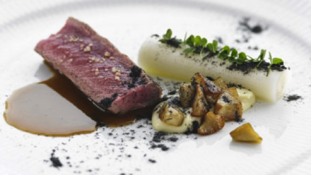 Icelandic Restaurant Dill is the Country's First Michelin Star Recipient