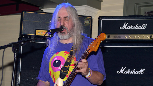 "Dinosaur Jr. Release Speedy New Track, ""Hold Unknown"""