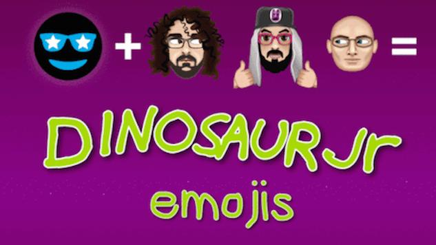 Dinosaur Jr. Release Custom Emojis, Announce Tour