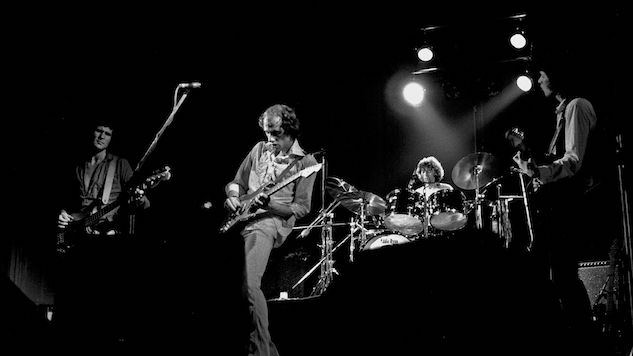 Listen to Dire Straits Woo a Lively Crowd 35 Years Ago Today
