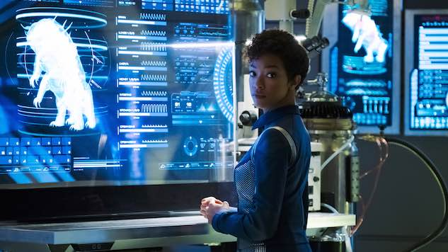 <i>Star Trek: Discovery</i> Renewed For Second Season