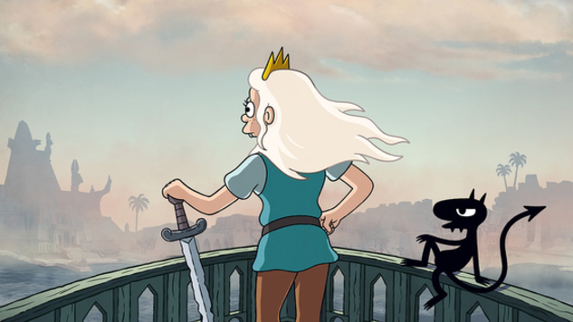 Sharpen Your Swords and Fill up Your Glasses: <i>Disenchantment Part Two</i> Is Coming This Fall