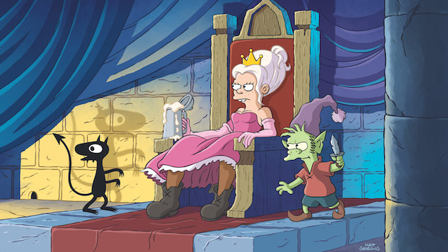 Netflix Orders Two More Seasons of Matt Groening's <i>Disenchantment</i>