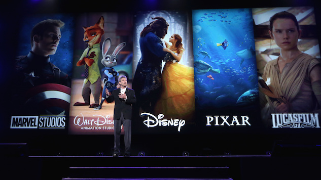 Report: 21st Century Fox Has Had Talks to Sell Most of the Company to Disney