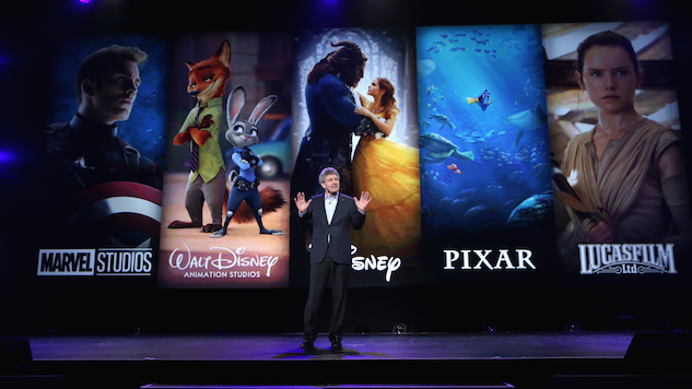 "Major Hollywood Studios Are Joining Disney's ""Movies Anywhere"" Digital Service"