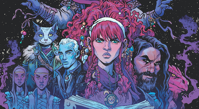 <i>Dungeons & Dragons: A Darkened Wish</i> Brings <i>Forgotten Realms</i> Back to Comics