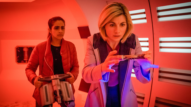 "<i>Doctor Who</i> Stumbles with the Scattershot ""Tsuranga Conundrum"""