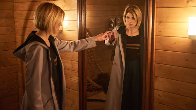 "<i>Doctor Who</i> Review: ""It Takes You Away"" Is a Microcosm of the Season's Strengths and Weaknesses"