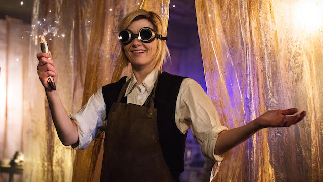 In the Season Premiere of <i>Doctor Who</i>, Jodie Whittaker Proves Herself a Force to Be Reckoned With