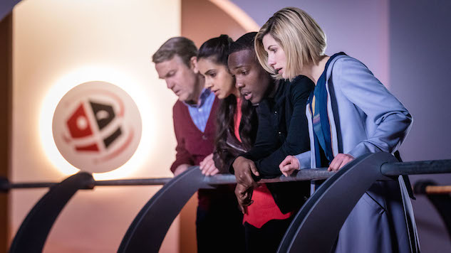 "A Botched Ending Mars <i>Doctor Who</i>'s Otherwise Intriguing ""Kerblam!"""