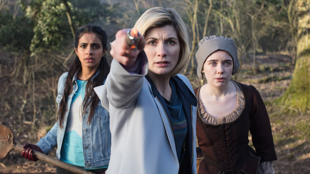 Travel Hopefully: On Learning to Love <i>Doctor Who</i>