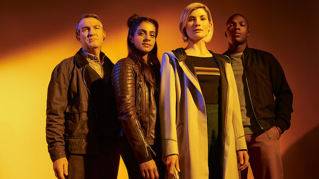 HBO Max Snags Exclusive Streaming Rights to BBC&#8217;s <i>Doctor Who</i>, <i>Luther</i> and More