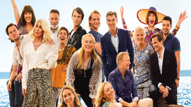 Exclusive: Watch <i>Mamma Mia! Here We Go Again</i> Stars Recall Singing ABBA in Front of ABBA in New Bonus Features Clip