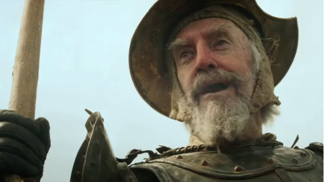 The Official Trailer for Terry Gilliam's <i>The Man Who Killed Don Quixote</i> Unveils Its Gonzo Plot