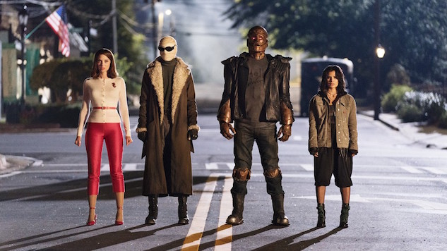 The Weird, Tragicomic <i>Doom Patrol</i> Shows How DC Can Compete in the Superhero Arms Race