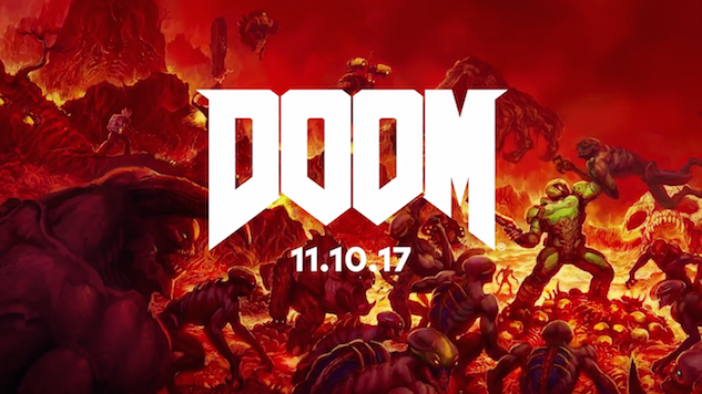 Nintendo Switch Version of <i>Doom</i> Is Coming This November