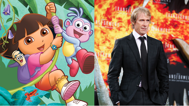 A <i>Dora the Explorer</i> Movie Is Coming From Michael Bay's Production Company (Naturally)