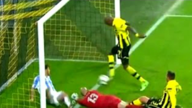 Throwback Thursday: Borussia Dortmund vs Malaga (April 9th, 2013)