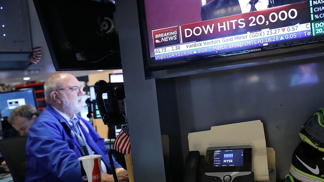 Dow 20,000 Is More of a Marketing Term Than a Financial Figure with Any Real Meaning