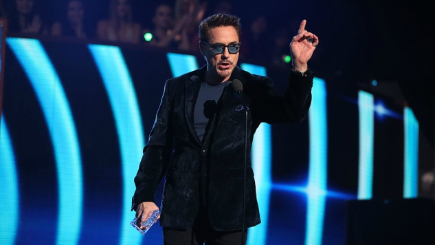 Robert Downey Jr. to Play Dr. Dolittle in New Movie