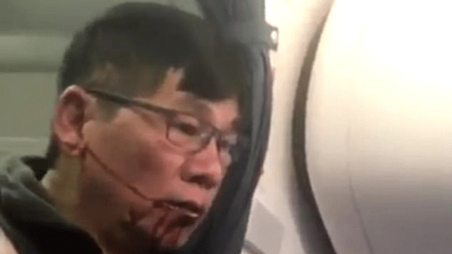 The United Airlines Saga Is Yet Another Example of the Media Reflexively Justifying State-Sanctioned Violence