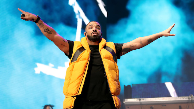 Leaked Snippet of New Drake Single Has the Internet Buzzing