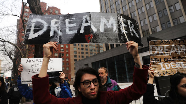 "ICE Tried to Deport a Legal DACA Recipient by Claiming He Was ""Gang-Affiliated"""
