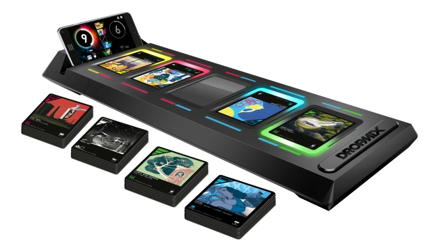 Harmonix's <i>Dropmix</i> Card Game Is Impressive, But Is It More Than Just a Toy?