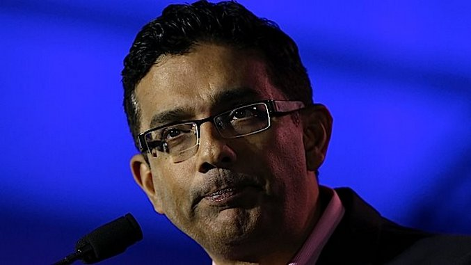 Dinesh D'Souza Promotes Book Linking Democrats with Nazis in White House, Exposes White House Plans