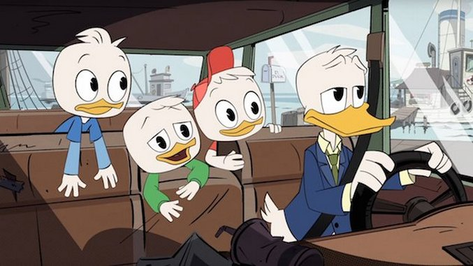 the new ducktales has everything that made the original series great