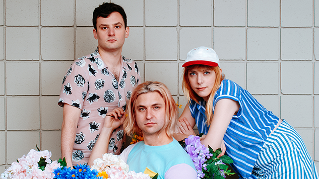 Dude York Surprise-Release New EP <i>Happy in the Meantime</i>