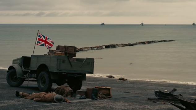 Christopher Nolan&#8217;s <i>Dunkirk</i> Receives PG-13 Rating