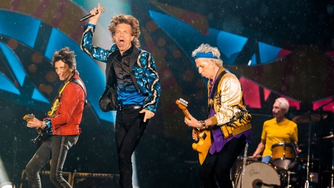 """Watch the Video for The Rolling Stones' New Track """"Living in a Ghost Town"""""""
