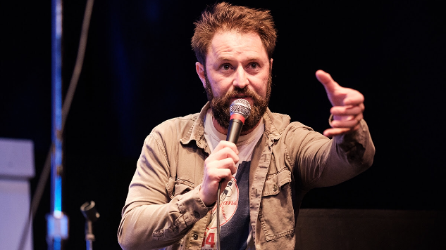 Saddle Creek to Release Their First-Ever Comedy Album, <i>Adam Cayton-Holland Performs His Signature Bits</i>