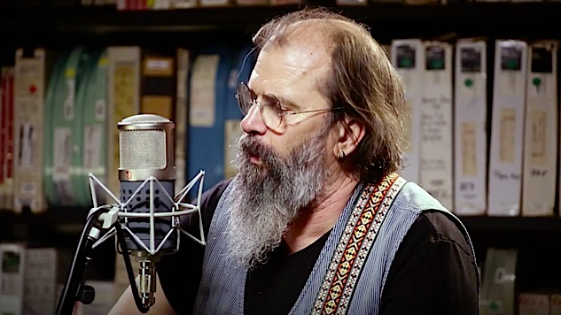 Steve Earle: On the Trail of an Outlaw