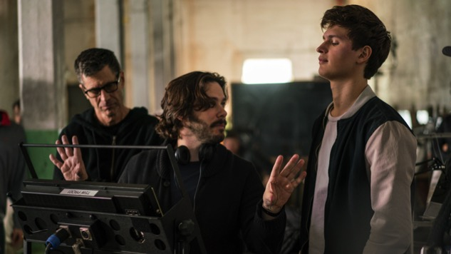 Edgar Wright Talks Music, Atlanta and More in <i>Baby Driver</i>