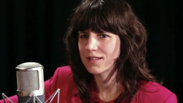Watch Eleanor Friedberger Perform Songs from <i>Rebound</i>, Inspired by an Athens Nightclub, at Paste