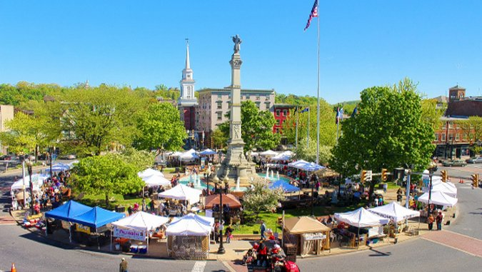 Farmers' Market Fetish: Easton, PA