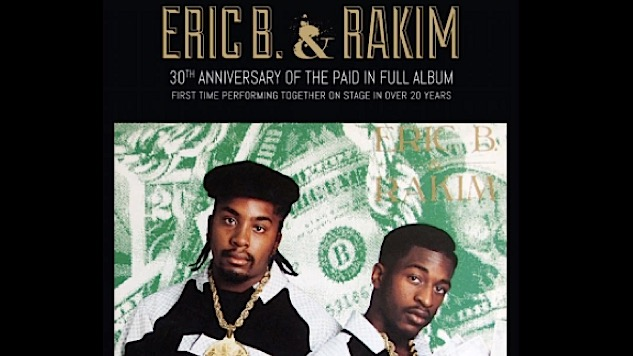 & Rakim Will Perform Together For The First Time In 20 Years
