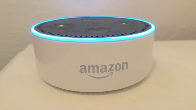 Amazon Echo Dot Review: Putting Siri To Shame
