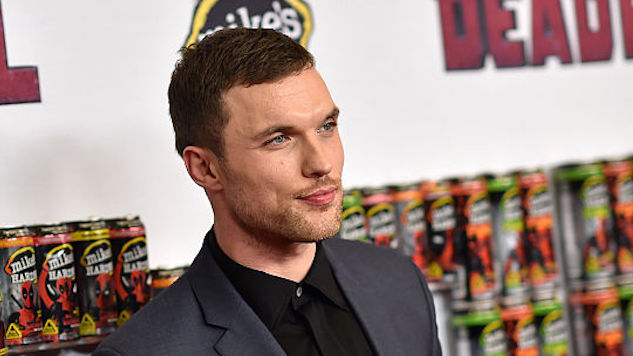 <i>Hellboy</I> Casts White British Actor Ed Skrein as Asian-American Character